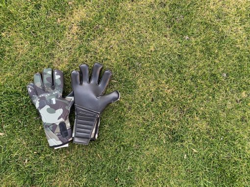BU1 Army goalkeeper gloves