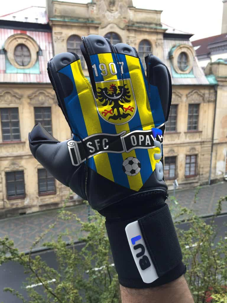 SFC Opava 2018 custom pair BU1