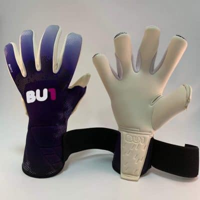 Football soccer goalkeeper gloves BU1 FIT Violet Hyla