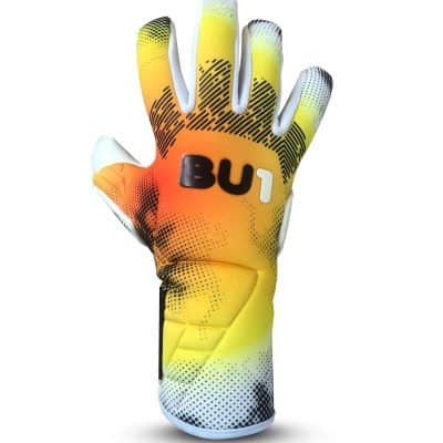 Soccer goalkeeper gloves BU1 FIT Yellow