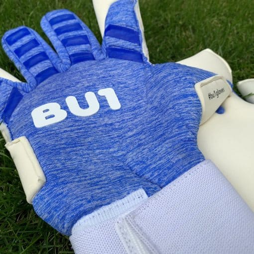 Goalkeeper gloves BU1 Signal Blue