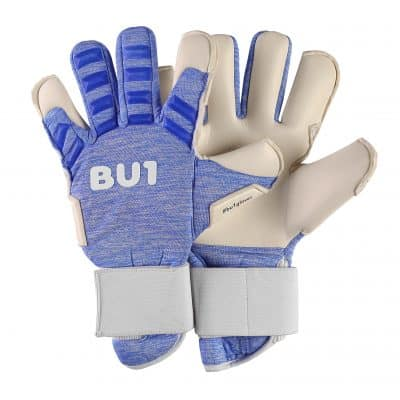 BU1 Signal Blue goalkeeper gloves
